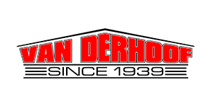 Construction Products & Services Members Van Derhoof Roofing Co., Inc. Logo from Syracuse Executives Association