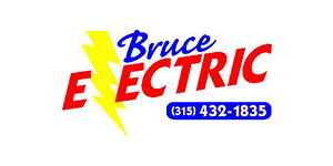 Construction Products & Services Members Bruce Electric, Inc. Logo from Syracuse Executives Association